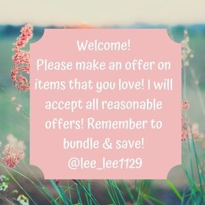 Other - Welcome!! I will accept all reasons offers!